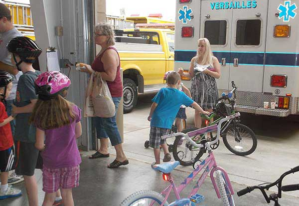 Bike Rodeo For Kids Ohio  Poultry Days