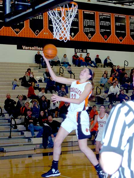 V-Lady Tigers get hard fought victory